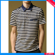 Classic Mens Striper Polo Shirts Cheap