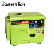Factory Direct Sale new GFS-5 2kW to 10kW air-cooled diesel generator manufacturers