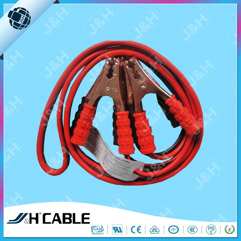 China Manufacturer Auto Car Emergency Battery Jumper Cable Booster Cable 300A 500A