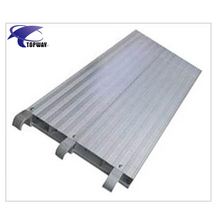 Anti-slip All Aluminum Scaffolding Planks Used for Construction
