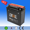 12v 5ah The Best price Factory Activated MF Rechargeable motorcycle battery 12v