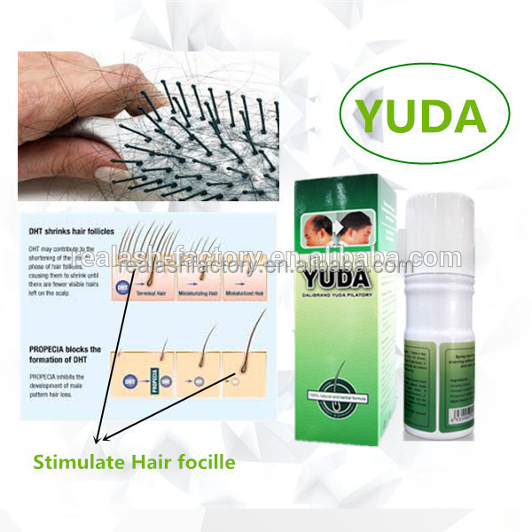 we need distributors Private label service of hair growth spray-YUDA Pilatory OEM
