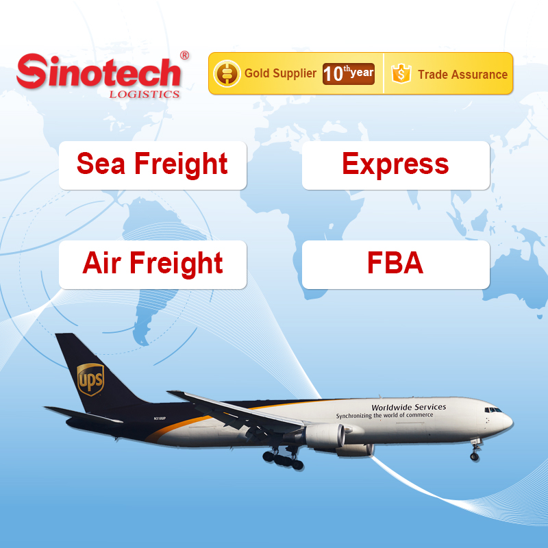 Amazon FBA air shipping China to USA door to door Including Customs Clearance Import Tax and Duty