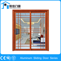 Fashional glass sliding patio doors, sliding conservatory doors