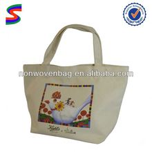Canvas Tote Bags With Waterproof Lining Canvas Shoe Bag