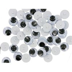 Large Plastic Googly Eyes for Cute Toy plastic wholesale price