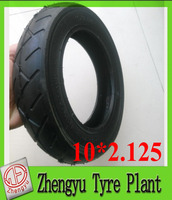 Pneumatic wheelbarrow tyre and solid rubber wheel tyre10X 2.125