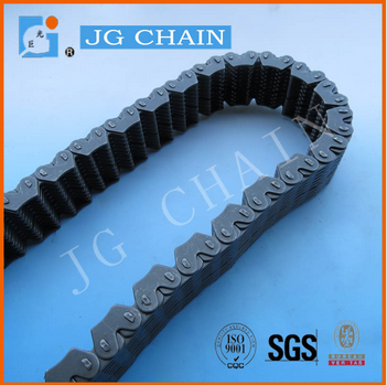 LH1634 china wholesale iso standard 40Mn steel material hoisting leaf chain plates lacing 3x4 forklift parts