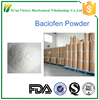 Higher quality pure baclofen powder
