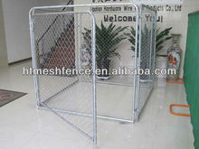 Galvanized Heavy Duty Dog Kennel/Heavy Duty Dog Crates/Heavy Duty Dog run Cage