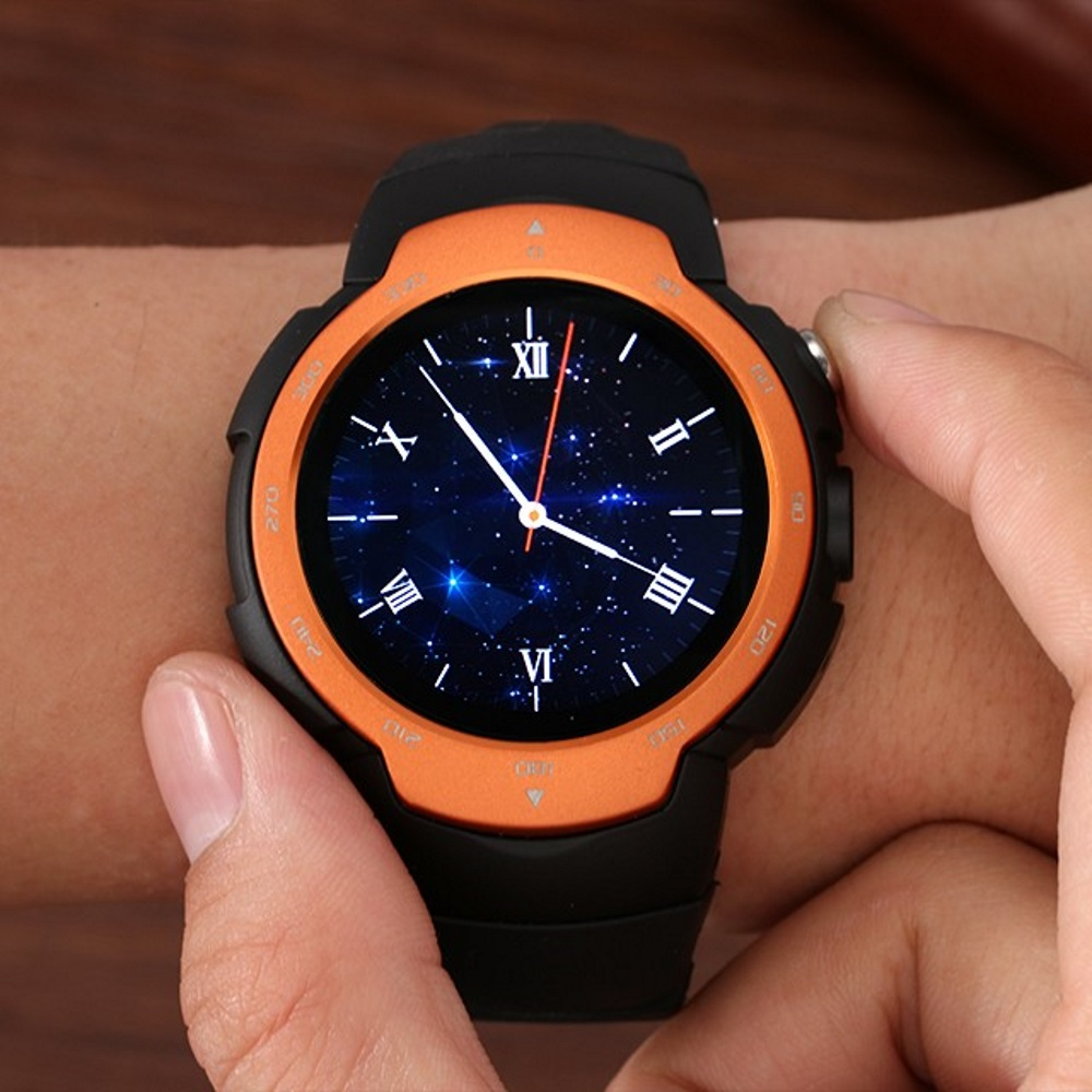 Wholesale Z9 Android 5.1 Sport Smart Watch MTK6580 Quad-Core Processer Watch unlock phone