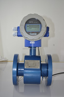 High Quality Intelligent magnetic flow meter price