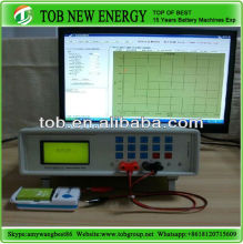 I-R meter for li-polymer battery inner resistance and voltage testing for battery production and lab research
