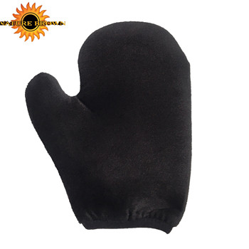 Customized Self Tanning Mitt Microfiber