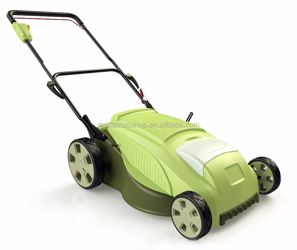 Cordless Garden Tool Electric Lawn Mower Made in Taiwan