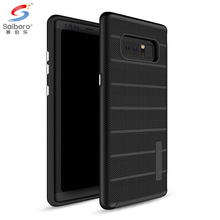 Top selling in alibaba black case for Samsung galaxy note 8 case tpu pc