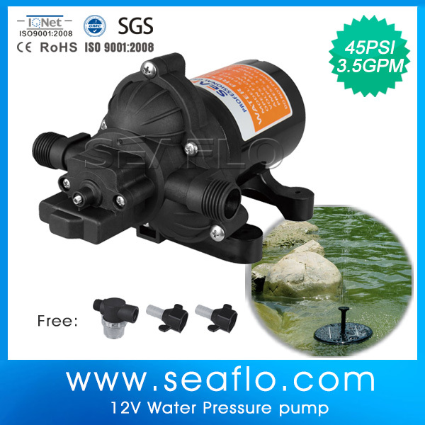 45PSI Bike Wash High Pressure Water Pump for Cleaning