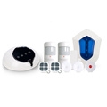 Smart Home Security GSM WIFI GPRS Alarm System Support English Spanish French Italian German Dutch languages