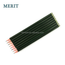 High Quality Dip End HB Pencil, Hexagonal Standard Pencil with Dip End, Soft Wood Pencil MT8006