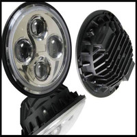 Super bright off led headlight for jeep parts wrangler headlight jeep wrangler off road camper trailer for sale Supplier's Choi