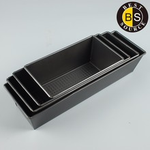 Loaf Bread Brownie Microwave Adjustable Shallow Baking Pan C216895-12