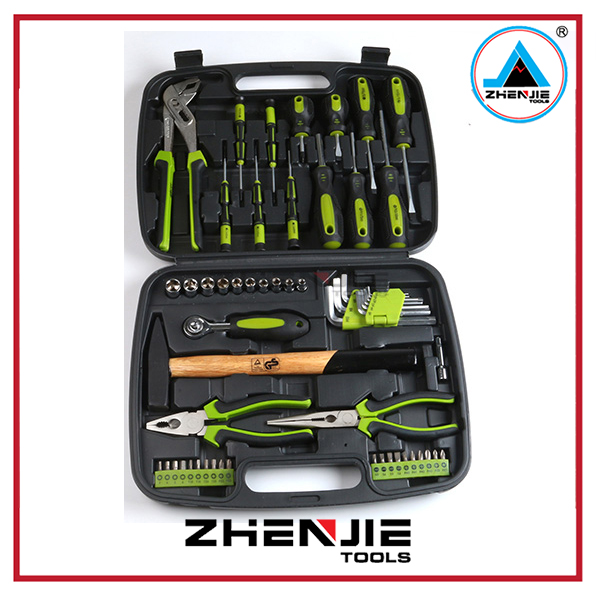 Multifunction hammer Chromeplate screwdriver sets