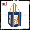 Hot selling ecological non-woven non woven grocery bag with low price