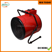 9kw ELECTRIC INDUSTRIAL GARAGE WORKSHOP ADJUSTABLE SPACE FAN HEATER with STAND