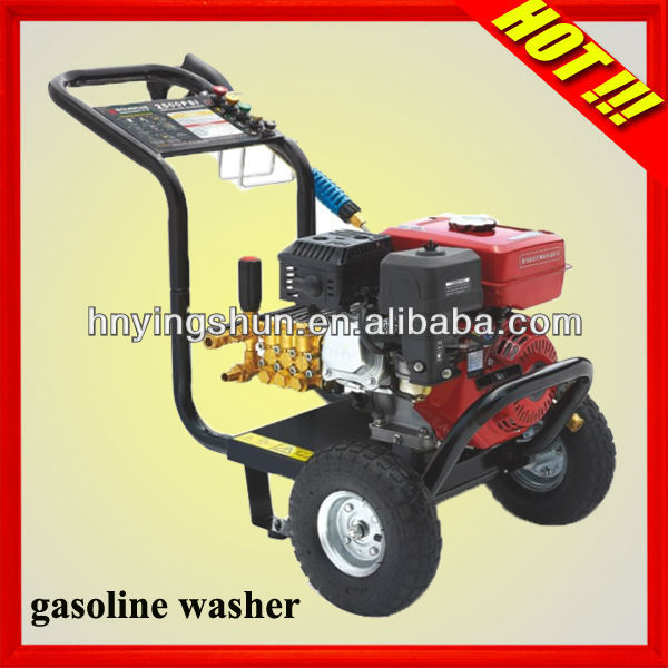 2013 CE approved 9hp 200bar gasoline power the car washing machine