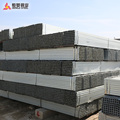 40*80*2.2 mm Galvanized hollow section Square & rectangular steel pipe steel tube