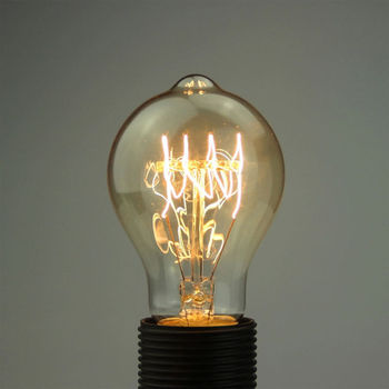 A19 Incandescent Bulbs Vintage Edison Light Bulbs E26 Antique Light Clear Glass 40W 110V Edison Bulb Lamp Home Decoration