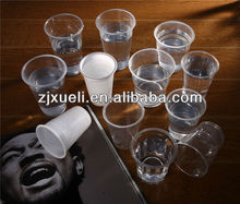 plastic cups heat resistant,disposable plastic cup