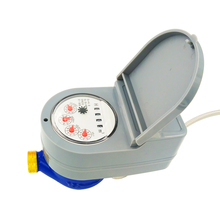 Remote Reading Valve Controlled Water Meter