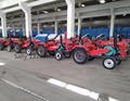 22HP farm mini tractor one cylinder engine 2017 new model