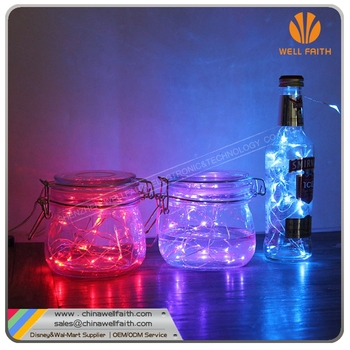 Hot 2016 Christmas Micro Led Copper Wire String Lights