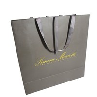 Hot Sale low cost promotional printed kraft paper bag china