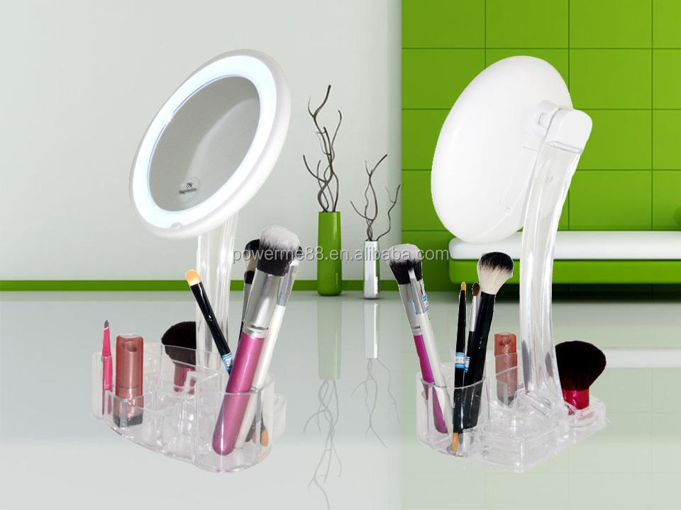 LED 조명 화장 거울, Powerme 메이크업 거울, 주도 화장품 거울-화장 ...