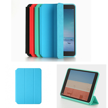 High quality 1:1 original Leather Case For xiaomi mipad 2 Tablet Smart Cover
