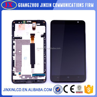 [Jinxin] Replacement parts touch screen digitizer lcd for nokia lumia 1320 display