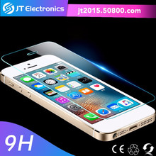 Most popular Use for iphone 5SE touch screen glass protector film/Mobile Phone Use for iphone5SE tempered glass