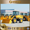 earth-moving machinery CHANGLIN 1.6ton CLG816 wheel loader for sale