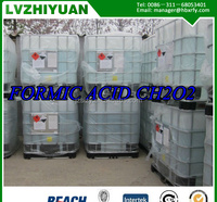 lvzhiyuan 98%min glacial acetic acid price
