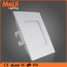 dimmable recessed cheap price 3w 2ft x 2ft led panel light