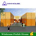 Modern Design Customized Modular House Modular container house