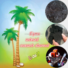 wholesale coconut shell charcoal for shisha hookah in alibaba