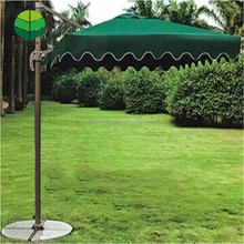 Reliable Quality Swimming Pool Solar Power Unilateral Umbrella