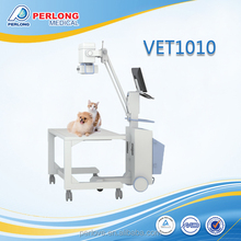 VET1010 radiography mobile 300ma medical x-ray machine prices