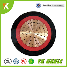0.6/1KV lv stranded copper xlpe pvc sheath single core 95mm2 90mm2 70mm2 50mm2 35mm2 power cable