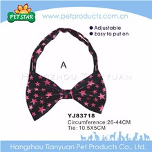 High quality adjustable dog bows wholesale