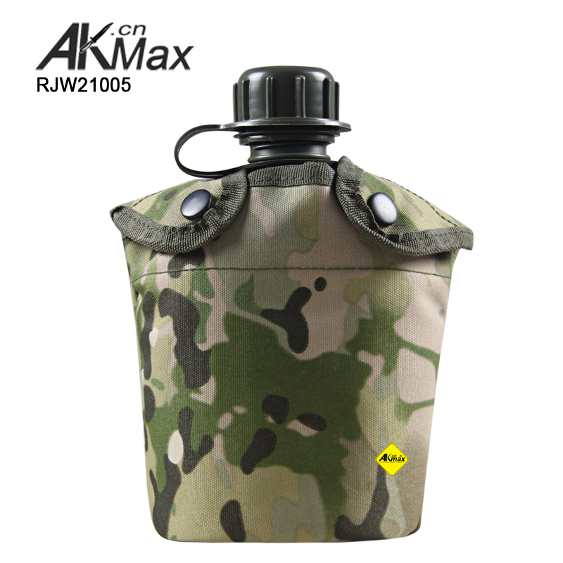 Multicam army water kettle /military canteen/army bottle